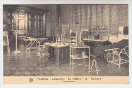 Poperinge, Poperinghe, Sanatorium St Idesbald op de Lovie, consultatiezaal (pk22485)