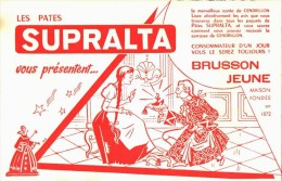 BUVARD  Excellent état - SUPRALTA Brusson Jeune - Food