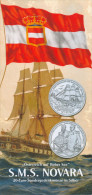 Folder Österreich Auf Hoher See S.M.S Novara 2004 SMS Marine Schiff  Fregatte Kriegsschiff Kriegsmarine K.u.k. Monarchie - Literatur & Software