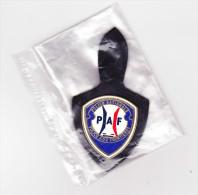 Insigne-Pucelle Police Nationale De La PAF - Police & Gendarmerie
