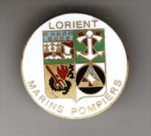 Lorient Marins Pompiers - FRANCO DE PORT - Pompiers