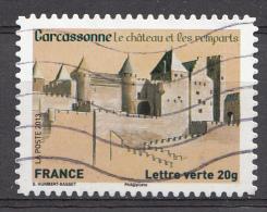 FRANCE Mi.nr: 5654  Historische Gebäude Und Ruinenstätten Der Regionen  2013 Oblitérés - Used - Gestempeld - France