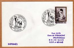 Enveloppe Cover Brierf 1198 Jumelage Avec Lens La Louvière - Lettres & Documents