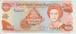 Cayman Island 100 Dollars 1996 Pick 20 UNC