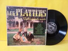 """The Platters""""33t Vinyle""""leurs 12 Plus Grands Succès"""" - Soul - R&B"""