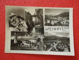 Travesio Vedutine 1964 Pordenone - Italia