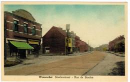 Waterschei, Staelenstraat, Rue De Staelen (pk21299) - Genk