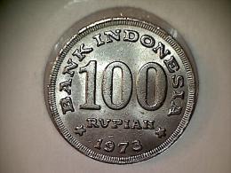 Indonesie 100 Rupiah 1973
