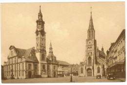 Sint Truiden, Grote Markt (pk21305) - Sint-Truiden