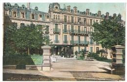 BIARRITZ - Hôtel Bayonne & Métropole - LV 1718 - écrite En 1917 - Tbe - Biarritz