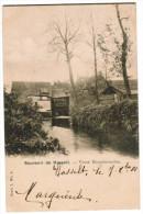Hasselt, Vieux Broeckermolen Watermolen, Molen (pk21308) - Hasselt