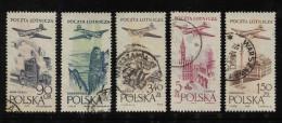 Poland, 1959, Aircraft - 1944-.... Republik
