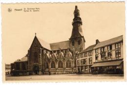 Hasselt, St Quintinus Kerk (pk21316) - Hasselt