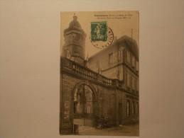 Carte Postale - RABASTENS (81) - Hôtel De Ville - Ancienne Tour Du Prieuré (162/1000) - Rabastens