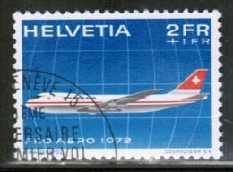 CH 1972 MI 968 USED - Suisse