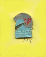 Rare Pins Pompier Fr314 - Pompiers