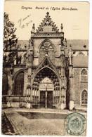 Tongeren, Tongres, Portail De L'Eglise Notre Dame (pk21328) - Tongeren