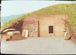 Kazanlak - The Valley Of The Thracian Rulers - The Facade Of A Tomb - Mausoleum. Goliama Arsenalka Near Sheinovo - Bulgaria