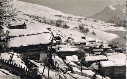 14289. Postal SAINT VERAN (Briançon) Hautes Alpes. La Villeplus Haute De L'Europe - Briancon