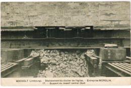 Bocholt, Déplacement Du Clocher De L'Eglise, Entreprise Morglia, Support Du Massif Central (pk21339) - Bocholt