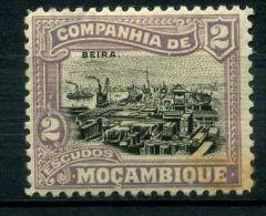 MOZAMBIQUE  Cie  DE (  POSTE  ) : Y&T N°  171  TIMBRE   NEUF  AVEC  TRACE  DE  CHARNIERE  ROUSSEUR   , A  VOIR . - Mozambique