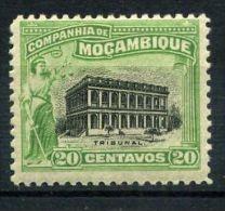 MOZAMBIQUE  Cie  DE (  POSTE  ) : Y&T N°  159  TIMBRE   NEUF  AVEC  TRACE  DE  CHARNIERE   , A  VOIR . - Mozambique