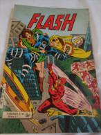 Flash (2ème Série) : N° 53, Patins Et Anneaux Pour Flash - Flash
