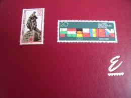 DDR All** 1985 Timbres Neufs**    Michel     N° 2939 Et 2946 - [6] République Démocratique