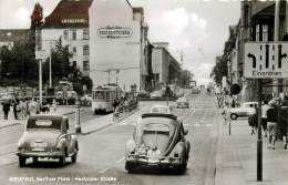 Deutschland - Rh�nanie-du-Nord-Westphalie - Bielefeld - Berliner Platz - Herforder strasse
