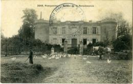 POMPONNE Ferme De La Renaissance Cachet Du 3 E Régiment D'infanterie - Autres Communes