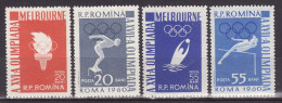 ROMANIA 1961. MNH, LOT - 1948-.... Republics