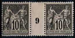 France Millesime 9 N 89 * (charniere)