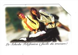 La Scheda è Una Cosa Meravigliosa 15000  Lire Usata Cod.schede.066 - Italia