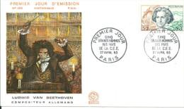 Paris 27 04 1963 Beethoven - 1960-1969