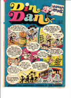 Bob Morane Caballero Negro Dans Din Dan N°309 - Libri, Riviste, Fumetti