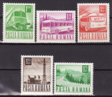 ROMANIA 1967. MNH, LOT - Neufs
