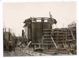 31568  -  Oolen  écluse  Canal Albert   - Photo   12,5  X  9  -  1939 - Olen