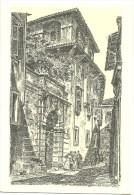 VERONA MINORE - 11 VICOLO DEL GATTO - Genova
