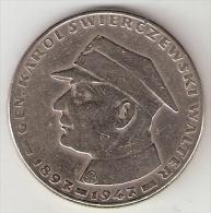 *polen 10 Zloty  1967  Km 58  Xf+ - Poland