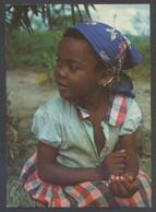 Camerún *Niña Camerunesa* Ed. Mies-Misioneros Espiritanos. Nueva. - Camerún