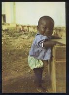 *Bebé Congoleño* Ed. Mies - Misioneros Espiritanos. Escrita. - Congo - Kinshasa (ex Zaire)