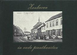 Zonhoven in oude prentkaarten 76blz ed. 1971 europese bibliotheek