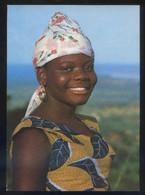 *Mujer Congoleña* Ed. Mies - Misioneros Espiritanos. Nueva. - Sin Clasificación