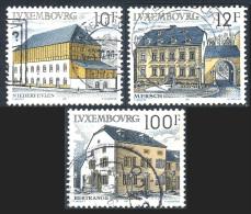 LUXEMBURG 1987 - Set Used