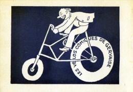 55Hy   Cyclisme Brunoy (91) En Foret De Senart Aux Velos De Gervaise Spectacle N°2 - Cartes Postales