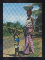 Abidjan *Scène Typique à Vridi* Ed. Librairie De France Nº 6947. Nueva. - Costa De Marfil