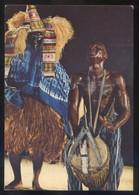 *Folklore Ivoirien* Ed. J.C. Nourault. Circulada 1986. - Costa De Marfil