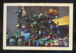 Treichville *Etalage...* Ed. Phocal Nº 73. Circulada 1990. - Costa De Marfil