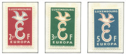 LUXEMBURG 1958 - MNH**