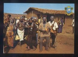 Man *Son Folklore* Ed. Librairie De France Nº 70125. Nueva. - Costa De Marfil